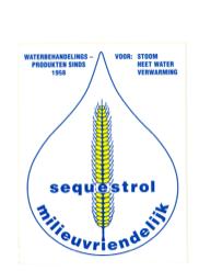 Sequestrol Milieuvriendelijk