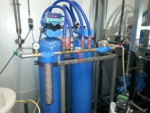 stoom waterbehandeling