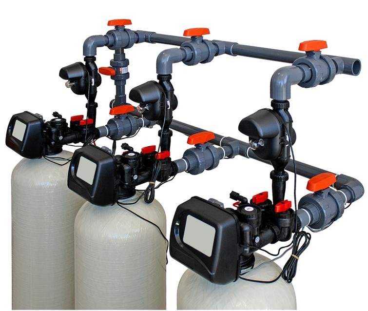Triplex Clack Waterbehandelingsproduct
